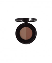 BROW POWDER DUO SOFT BROWN